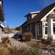 Sideyard landscaping