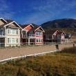 Lakeshore homes 158, 159, 161