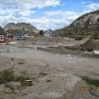 124 Foundation, 126 Excavation