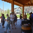 Wine Tasting Event at The Cottages
