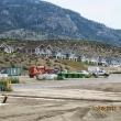 Hillside homes from 157 foundation